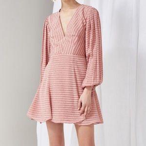 Keepsake the label waterfall mini dress